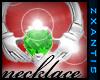 :zNL Emerald Claddagh