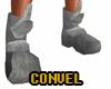 Werewolf Knight Boots