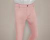 Pants, rose.