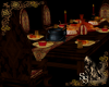 Regal Feast Table