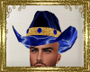 ~SB Blue Lightning Hat