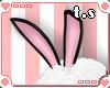 *ts* Bunny Ears [Blk]