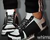 YinYang Cple Sneakers F