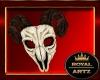 Ancient Goat Mask