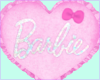 Barbie � cushion
