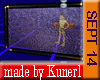 K! Divider frame