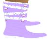 Child Carol Candy Boots
