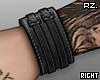 rz. Leather Bracelet R
