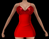 Red Dance Dress