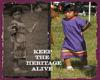 keep heritage alive