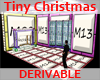 TINY CHRISTMAS DERIVABLE