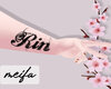 🌸 Req Tatto Rin