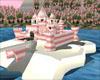 S~n~D Big Rose Castle