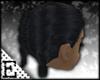 [E] Glossy Black Braids