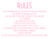 S! Rules Pink