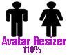 Avatar Resizer 110