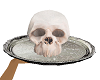 Tray Skull +Pose