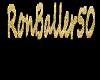 ron custom gold chain