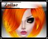 Zl Flame Hair