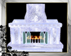 ice fireplace