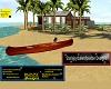 DGD Mahogany Canoe