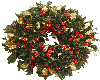 (DC)Christmas Wreath