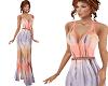 TF* Dip Dyed Sun Dress