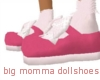 Big momma doll shoes