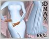 3D Veil Gown BBXL
