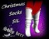 Christmas Socks SIL