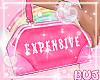 denim bag (very cute)!