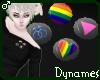 *Dy} Gay Pride Badges {M