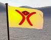 Burning Man Flag