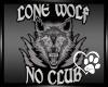 Lone Wolf No Club Cut M