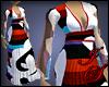 Band Crisp Maxi Dress
