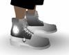 Grey Toxic Boots(M)