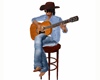 acoustic guitar animated