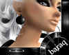 [bq] FANG -Earrings-