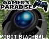 Empire Robot Beach Ball