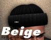 Black [B] Beanie