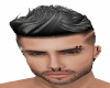 silver side cut hair