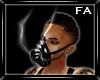(FA)Smoking Gas Mask