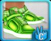 [LF] Icy Kicks - Green