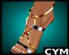 Cym Sandals Queen