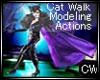 Catwalk Model Actions