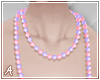 A| Pastel Necklace (F)