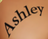 tatoo Ashley