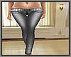 Sexy Hip Hugger Jeans