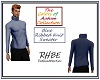 RHBE.Blue Sweater