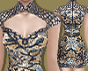 Chinese Embroidery Qipao